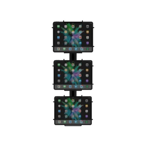 2Pole 550 + 3 Tablets with Vesa 201 - Rendering scaled iPad (1)